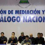 Papa convida a continuar o diálogo na Nicarágua