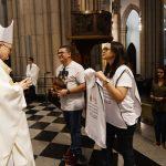 Pesquisadores do sínodo são enviados em missão pela cidade