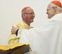 Com o clero arquidiocesano, Cardeal Hummes comemora 60 anos de sacerdócio