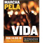 Participe da Marcha pela Vida. Saiba mais