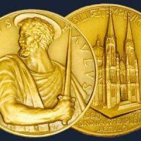 Arquidiocese divulga o nome dos contemplados com a Medalha São Paulo Apóstolo