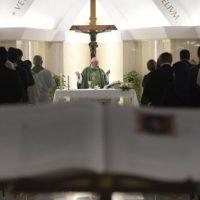 Papa: o verdadeiro cristão é apaixonado pelo Senhor