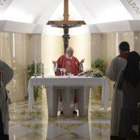 Papa: percorrer o caminho da pobreza para ser discípulo verdadeiro