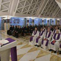 Papa na Missa: não esquecer aquilo que o Senhor fez em nossa vida